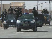 فرقة من الدرك الموريتاني (الانترنت)
