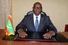 وزير التعليم الأساسي واصلاح التهذيب الوطني آدما بوكار سوكو (ارشيف و م أ)