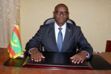 الوزير الأمين العام للرئاسة آدما بوكار سوكو ـ (المصدر: الإنترنت)