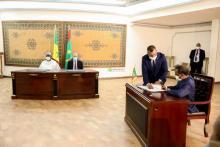 توقيع اتفاقيات تعاون بين موريتانيا والسنغال ـ (المصدر: وما)