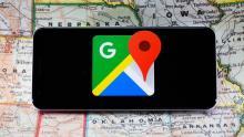 تطبيق حرائط غوغل