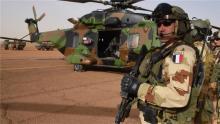 عنصر من القوة الفرنسية في مالي-المصدر (الانترنت)