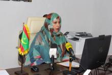 وزيرة التعليم العاليآمال بنت الشيخ عبد الله ـ (المصدر: وما)