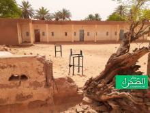إحدى المدارس في ولاية تكانت - (المصدر: الصحراء)