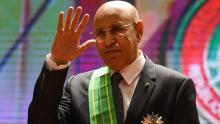 الرئيس محمد ولد الشيخ الغزواني
