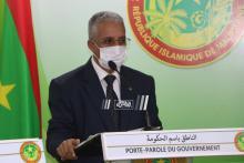 وزير الثقافة المختار ولد داهي-(المصدر: الصحراء)