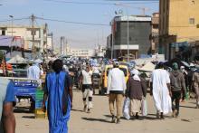 السوق المركزي بنواكشوط اليوم ـ (المصدر: الصحراء)