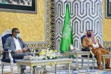 الوزير الأول محمد ولد بلال