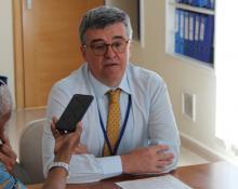 سفير الاتحاد الأوروبي بنواكشوط (المصدر: Lecalame)