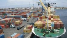 ميناء انواكشوط-(المصدر: الأنترنت)