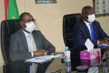 وزيرا الصحة والداخلية يجتمعان بالولاة والمديرين الجهويين للصحة ـ (المصدر: الصحراء)