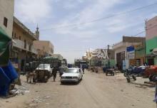 شارع الرزق ظهر اليوم - (المصدر: الصحراء)