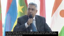 الشيخ الكبير ولد مولاي الطاهر - محافظ البنك المركزي الموريتاني