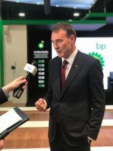 برنار لوني المدير العام لشركة ابريتش بتروليوم BP (المصدر:انترنت)
