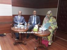 المؤتمر الصحفي الأسبوعي للحكومة - الصحراء