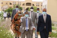 صور من داخل مراكز امتحانات الدورة التكميلية-(المصدر: الصحراء)