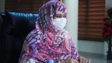 وزيرة التجارة الناها بنت مكناس ـ (المصدر: الإنترنت)