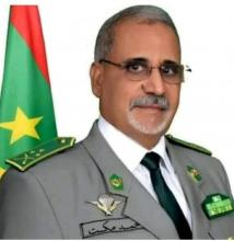 قائد الأركان الفريق محمد ولد مكت ـ (المصدر: موقع الجيش)