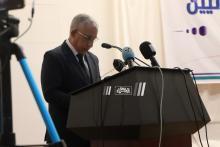 وزير الثقافة المختار ولد داهي- المصدر (الصحراء)