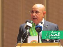 الرئيس محمد ولد الشيخ الغزواني - (أرشيف الصحراء)