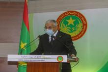 الناطق باسم الحكومة - (المصدر: الوكالة الموريتانية للأنباء)