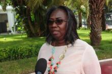 وزيرة البترول والطاقة السنغاليةعائشة غلاديما سوفي ـ (المصدر: الإنترنت)