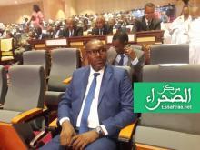 زعيم المعارضة ابراهيم ولد البكاي – (المصدر: الصحراء)