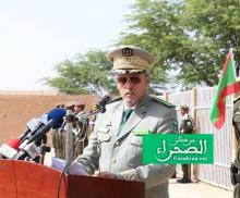 المدير العام للتجمع العام لأمن الطرق اللواء المختار بل شعبان ـ (أرشيف الصحراء)
