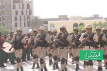 قوات الأمن ـ (أرشيف الصحراء)