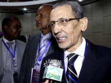 رئيس لجنة الانتخابات محمد فال ولد بلال - (المصدر: الصحراء Plus)