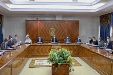 مجلس الوزراء- المصدر (وما)