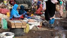 سوق السمك وسط العاصمة نواكشوط ـ (المصدر: الصحراء)