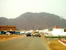 وسط مدينة ازويرات - (المصدر:انترنت)
