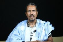 رئيس لجنة الدفاع عن حقوق ساكنة كرمسين لمرابط ولد بجاه ـ (المصدر: الصحراء)