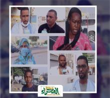 رصدت الحلقة آراء عينة من المواطنين - (المصدر: الصحراء)