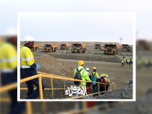 عمال في شركة كينروس تازيازت - (المصدر: الصحراء)