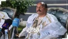 الرئيس السابق محمد ولد عبدالعزيز - (أرشيف الصحراء)