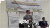 مدير شركة معادن خلال المؤتمر الصحفي - (المصدر الصحراء)