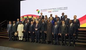 قمة الاستثمار البريطانية الإفريقية (المصدر: انترنت)