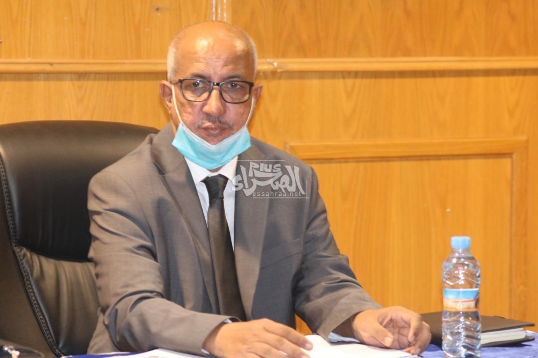 مدير الوكالة الموريتانية للأنباء محمد فال عمير أبي - (المصدر: الصحراء)