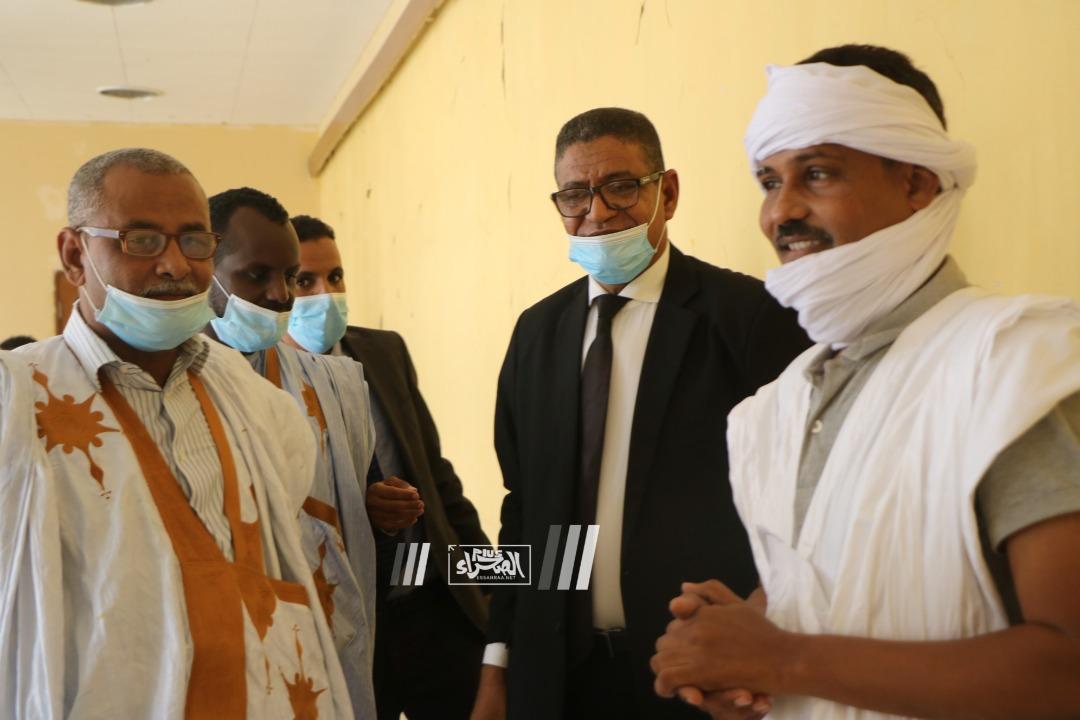 توقيع اتفاق شراكة بين النقابة ورابطة الصحفيين ـ (المصدر: الصحراء)