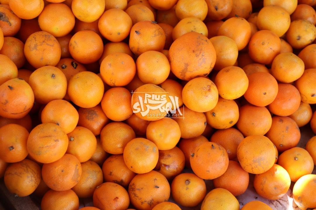 """سوق """"امسيد المغرب"""" - (المصدر: الصحراء)"""